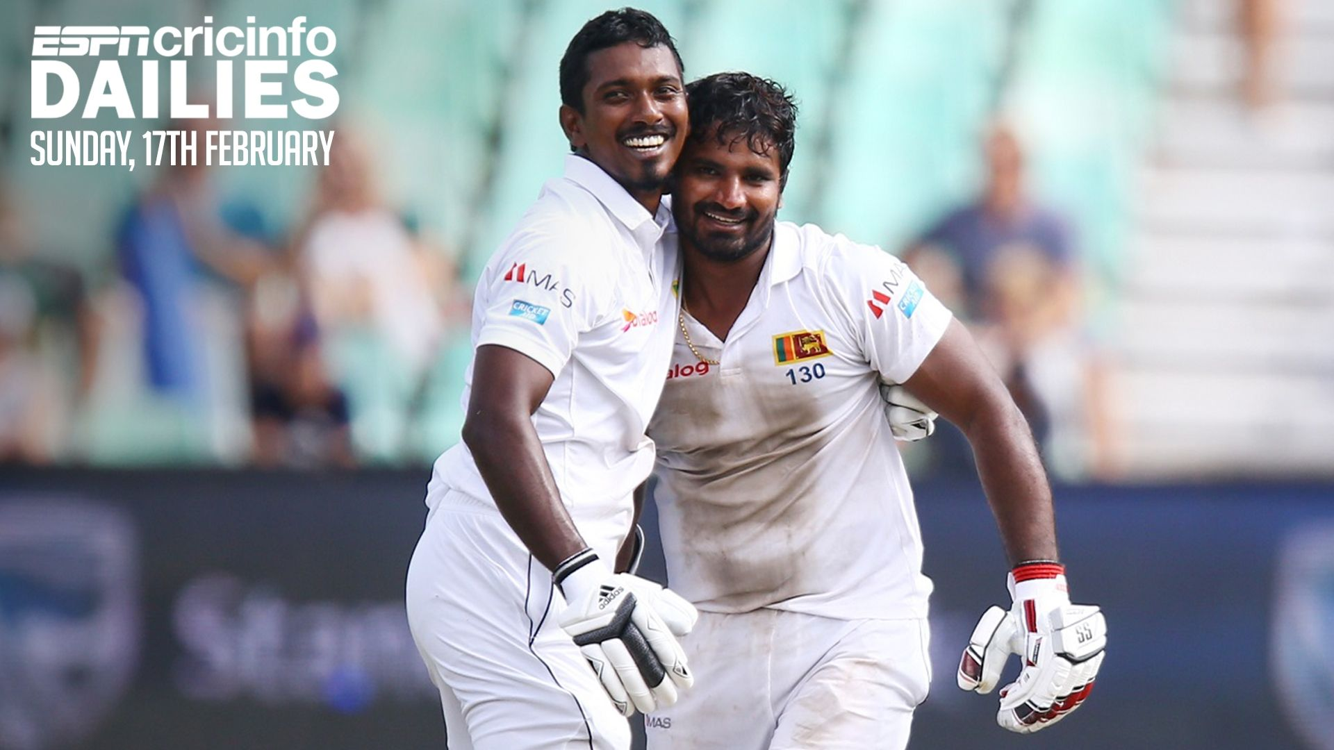 Dailies: Lara-esque Kusal Perera guides Sri Lanka home