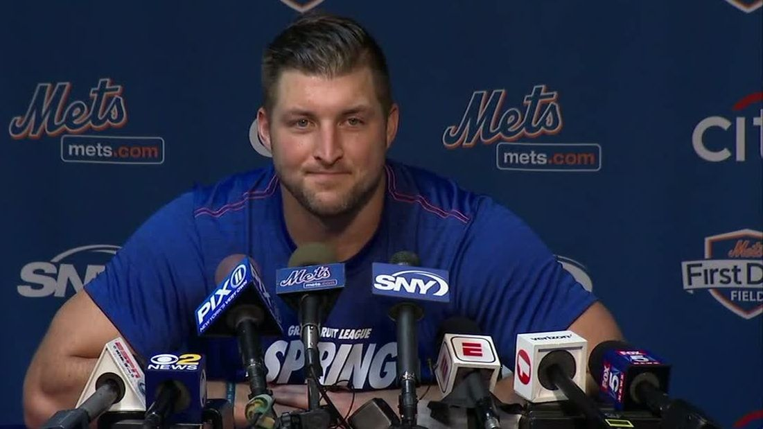 Tebow advised Murray to follow his heart, passion