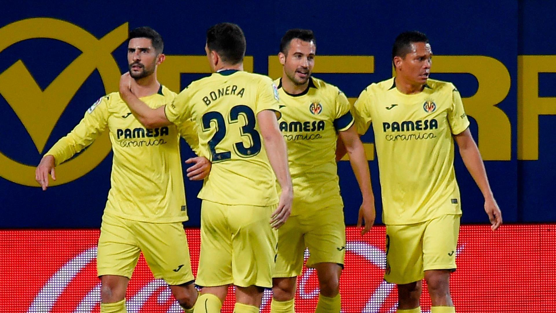 ¡GOL DE VILLARREAL! Álvaro González marcó el 1-0 ante Sevilla