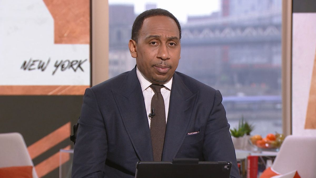 Stephen A: Lakers the only destination for AD