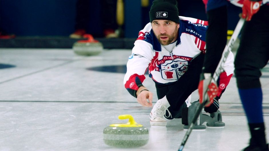 Jared Allen eyeing Winter Olympics with 'All-Pro Curling' team