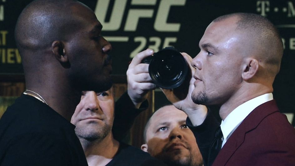 Jon Jones set to defend title against Anthony Smith