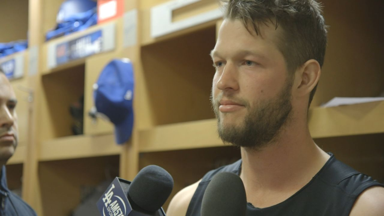 Kershaw says it's 'best' to takes a few days off