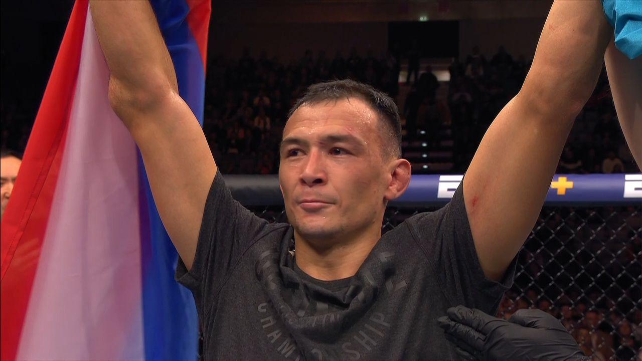 Ismagulov tops Alvarez by unanimous decision