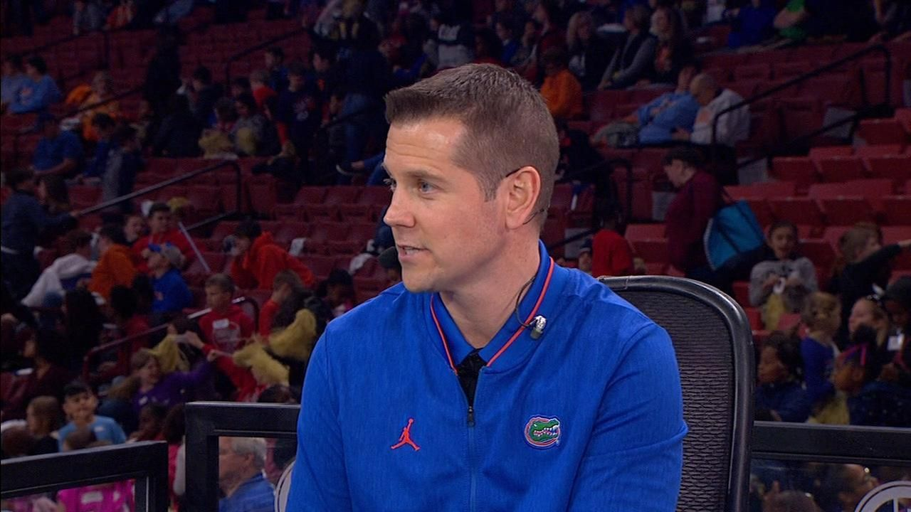 Florida 'grateful to be playing another day'