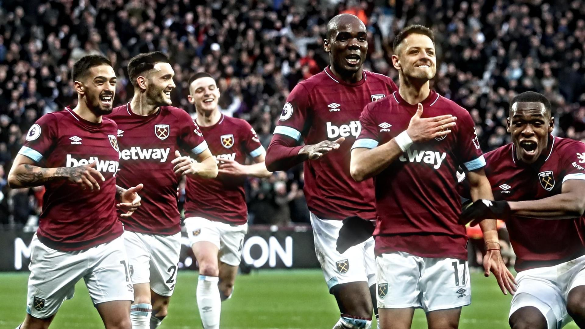 Chicharito the West Ham hero in 7-goal thriller