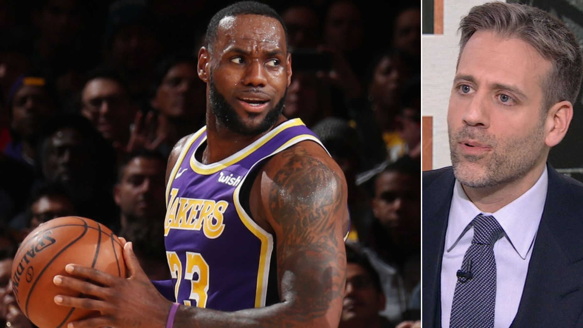 Kellerman: Frazier can say what he feels about LeBron