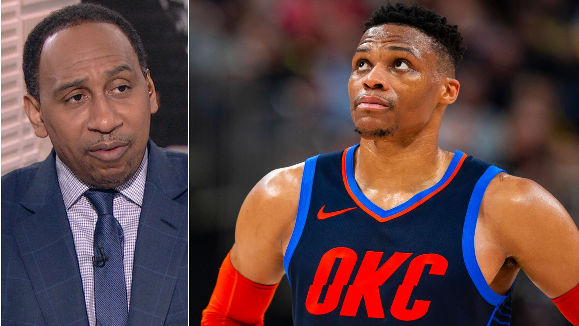 Stephen A.: Westbrook needs to maintain his temper