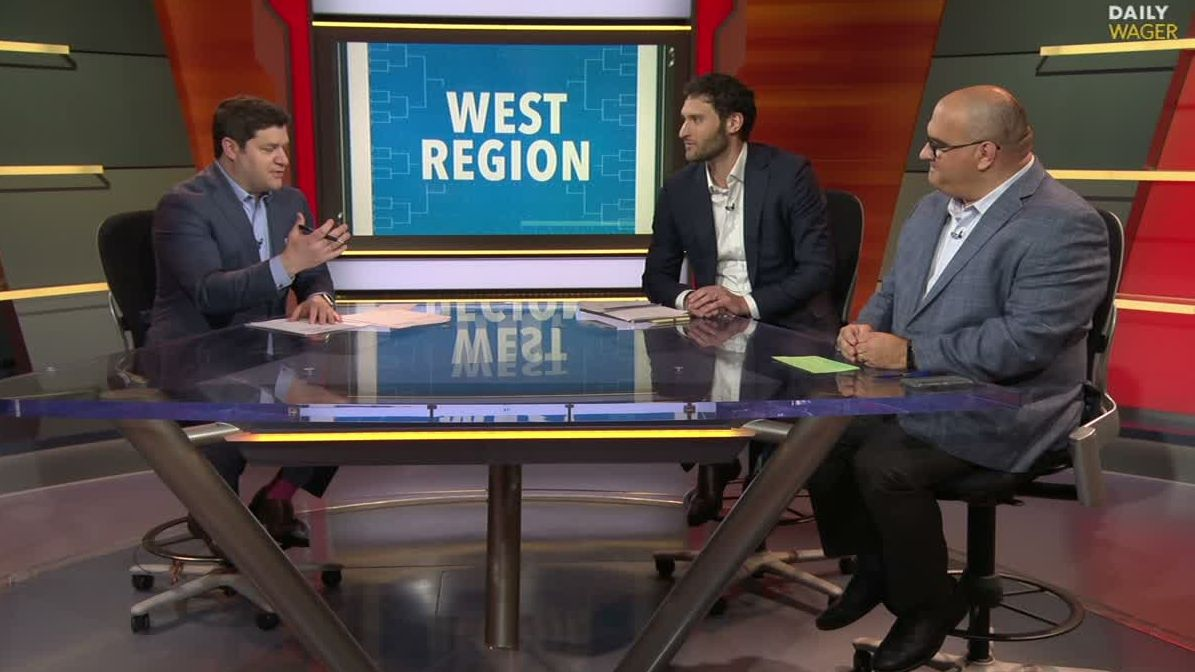 Who has value in the West Region?