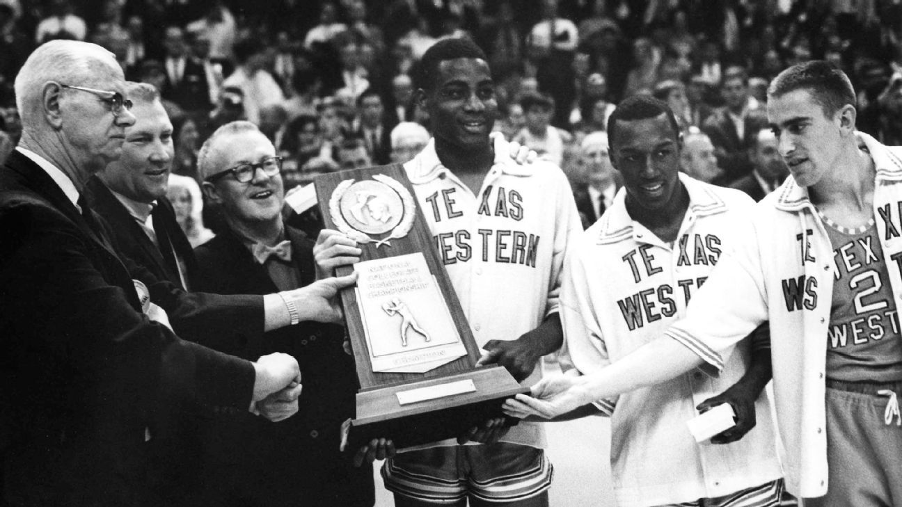 Texas Western changes college hoops forever