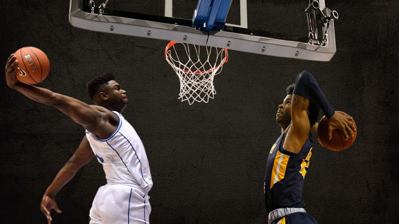 The best dunks from Zion Williamson and Ja Morant