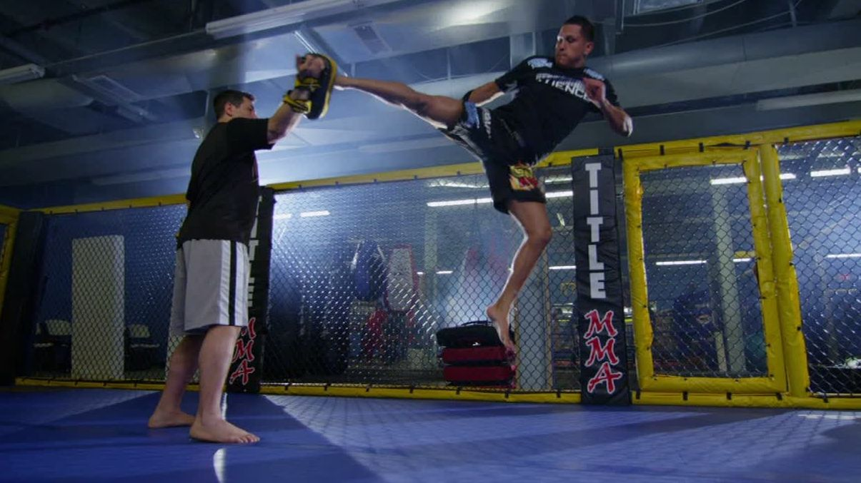 Pettis breaks down his 'Showtime' kick