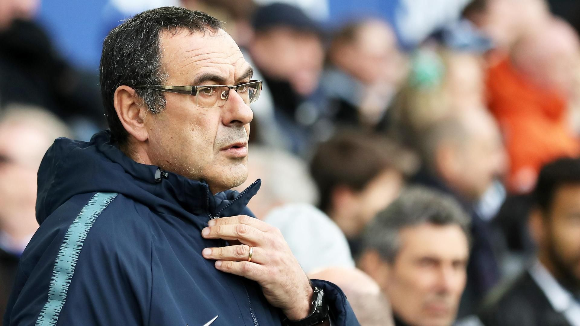 Europa League Sarri's last chance to save his job