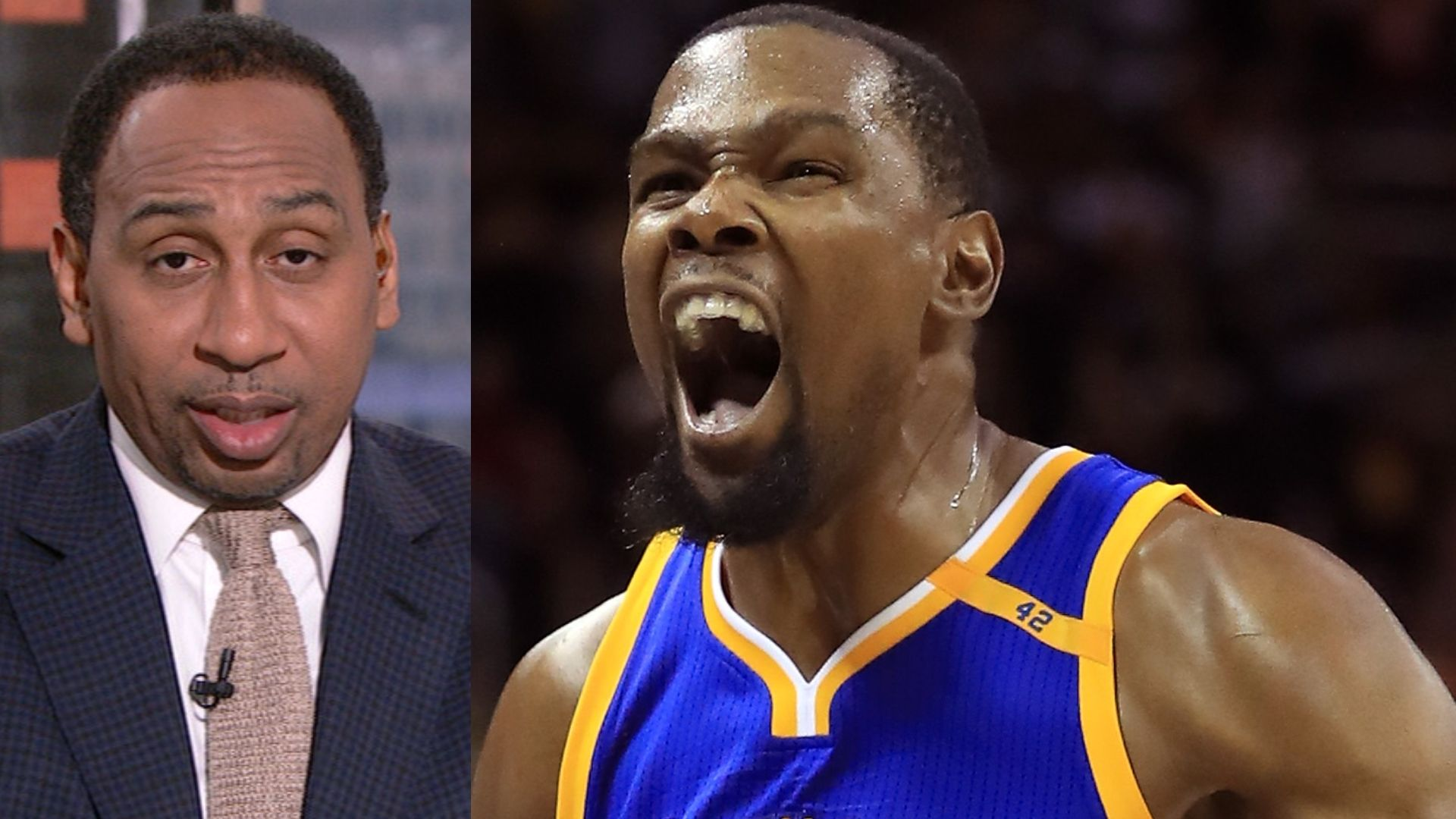 Stephen A.: KD is NBA's most unstoppable player