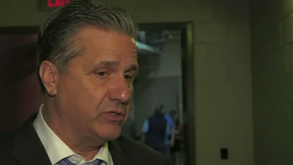 Calipari unsure of Washington's status for Saturday