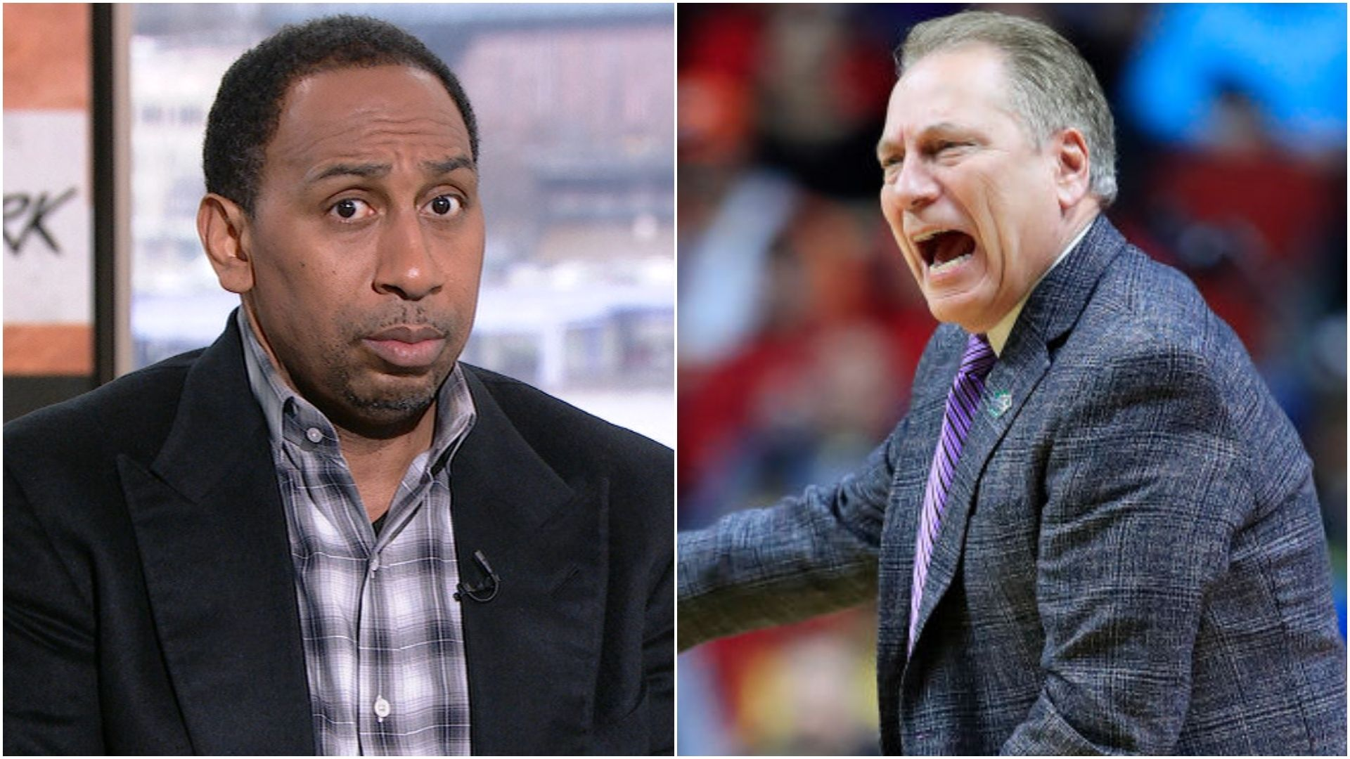 Stephen A. has 'zero problem' with Izzo yelling at Henry