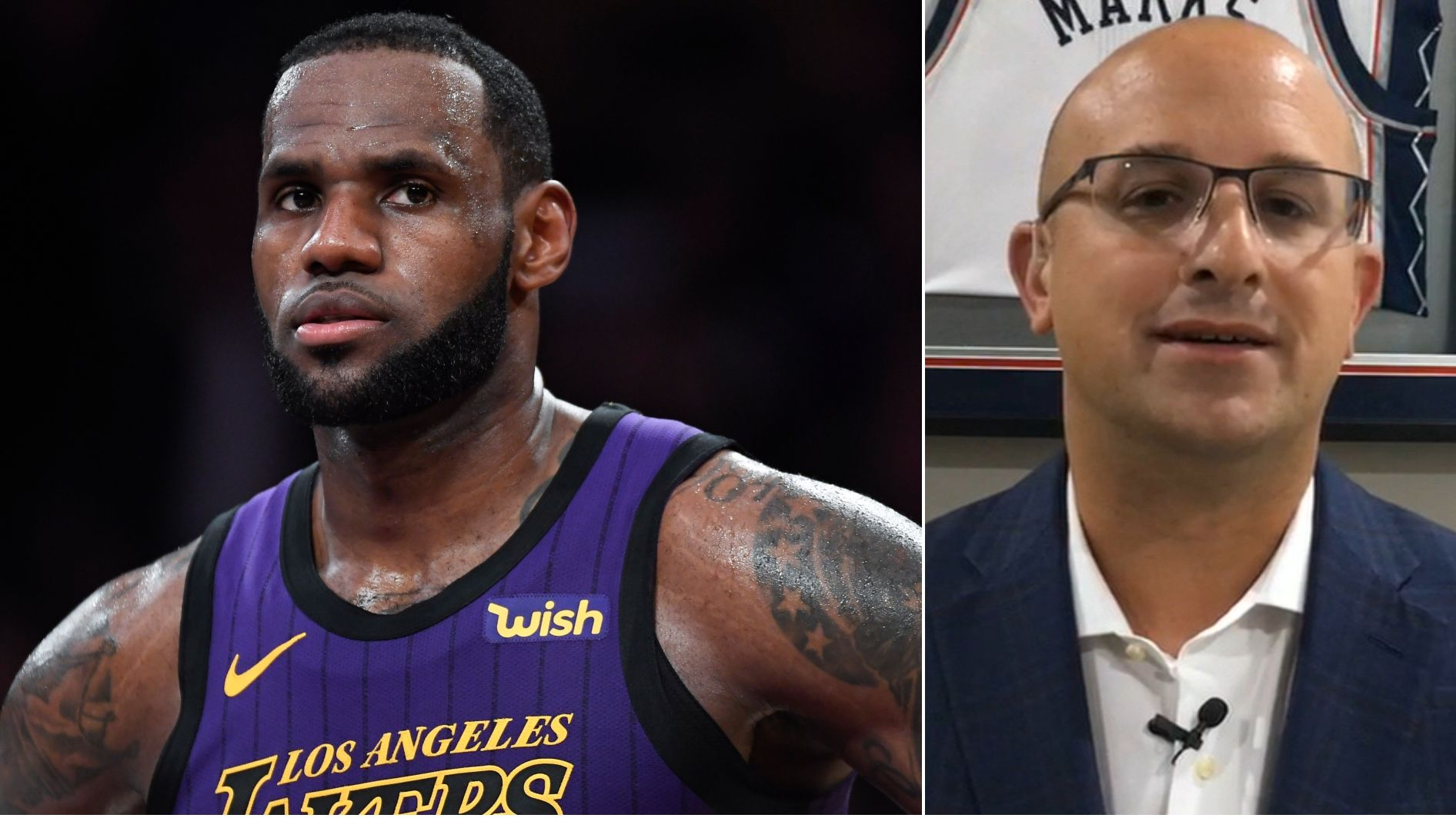 Marks: Lakers must have 'patience' with roster in offseason