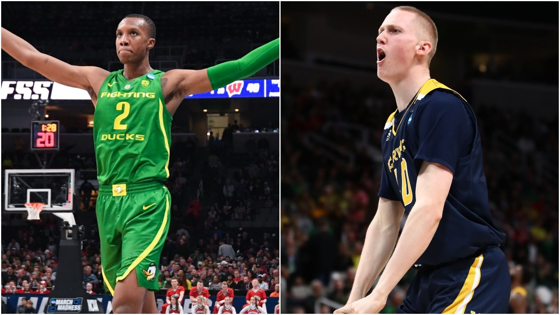 Underdogs Oregon, UC Irvine meet for Sweet 16 berth
