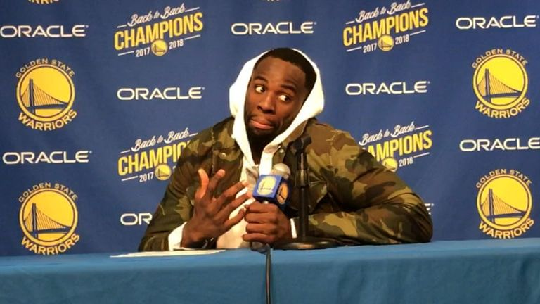 Draymond on loss to Mavs: 'We just got punched'