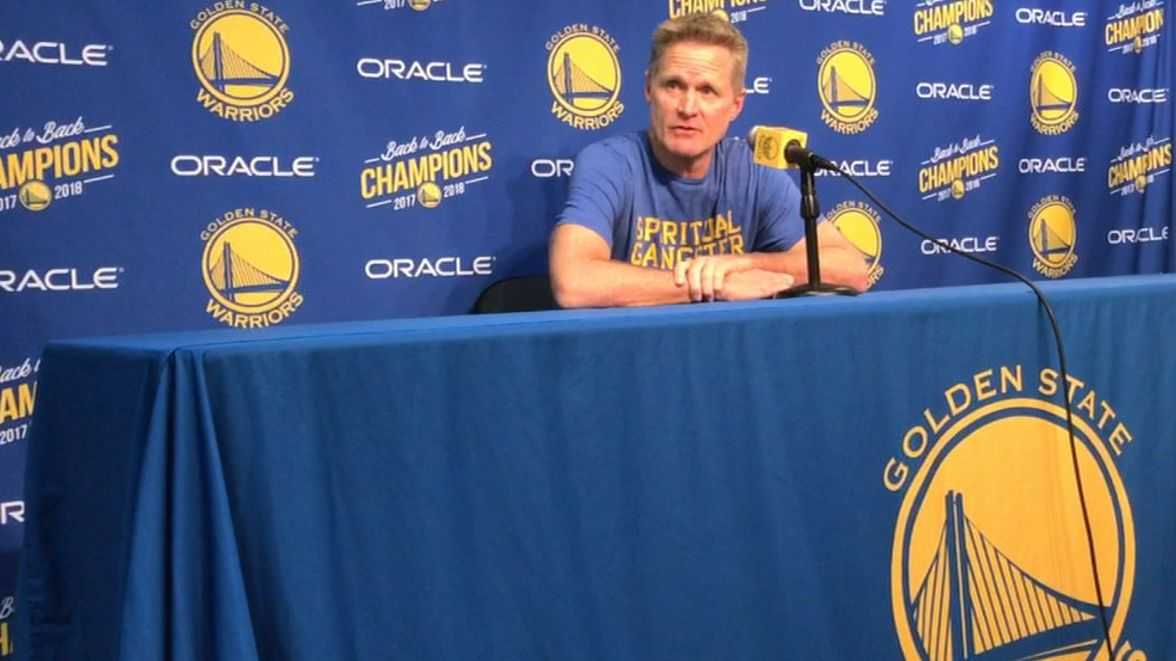 Kerr will balance going for No. 1 seed and staying healthy