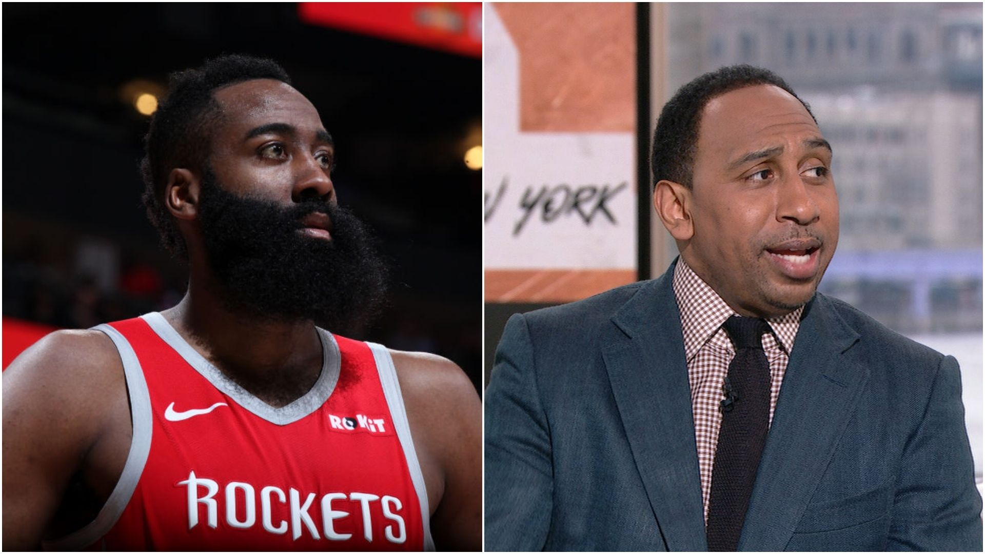 Stephen A.: Harden is the MVP