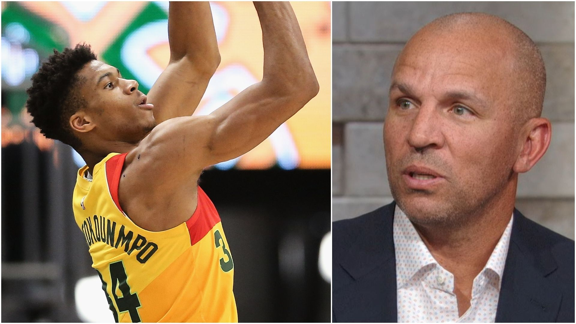 Kidd: Simmons, Giannis will develop jump shot in due time