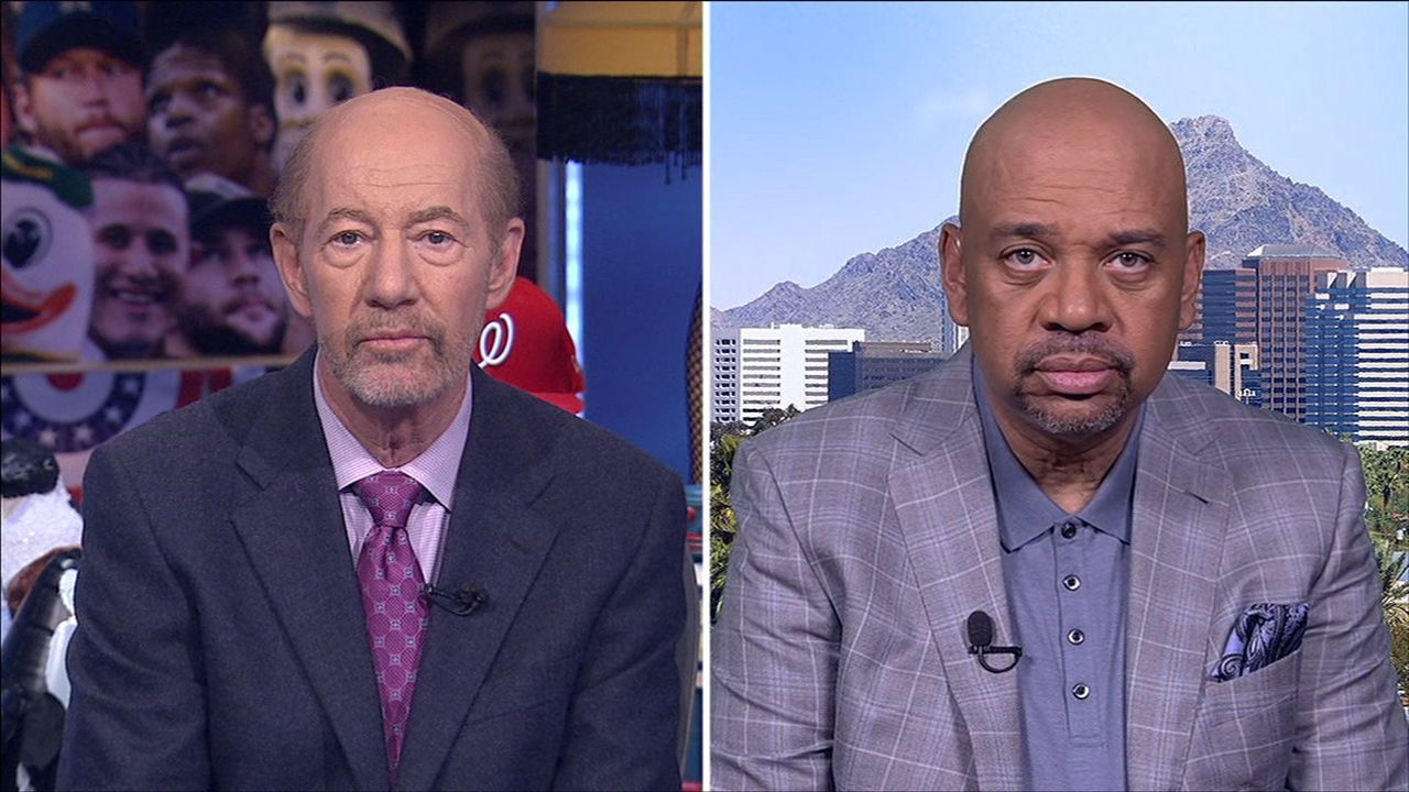 Wilbon likes Packers-Bears to start 2019-20 season