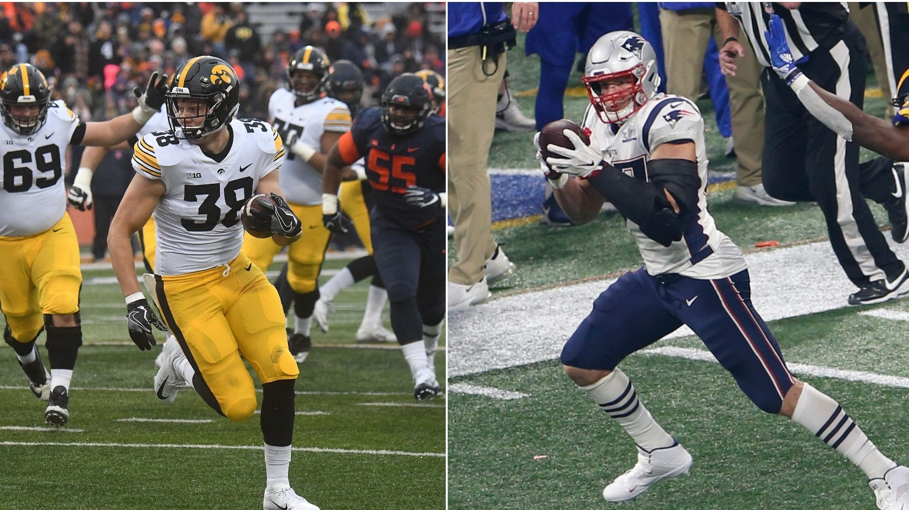 Is Hockenson the next Gronk?