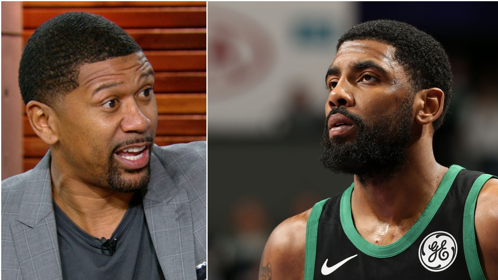 Jalen: Kyrie is playing 'his final season in Boston'