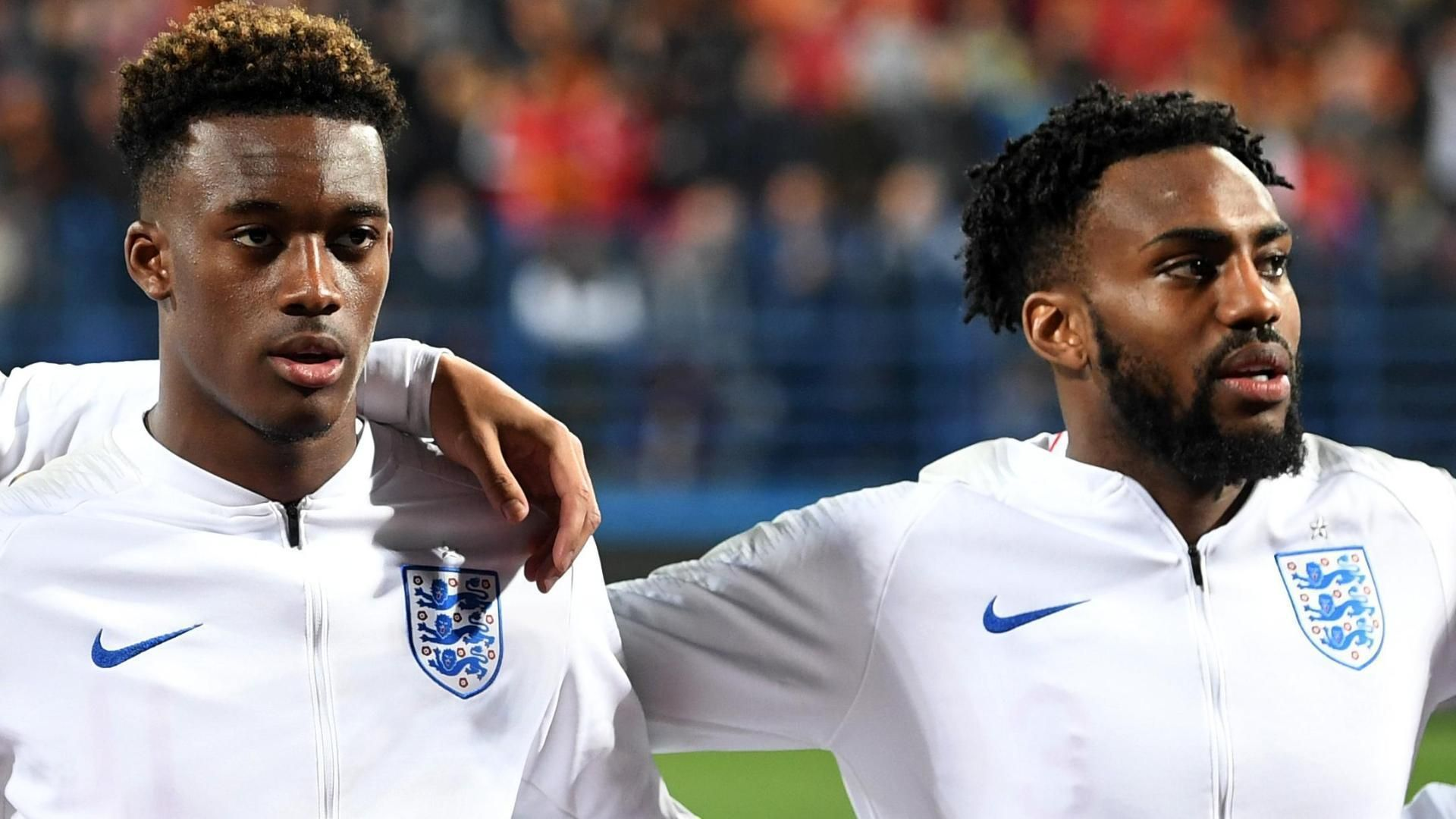 Hudson-Odoi: Racism is unacceptable, we are equal