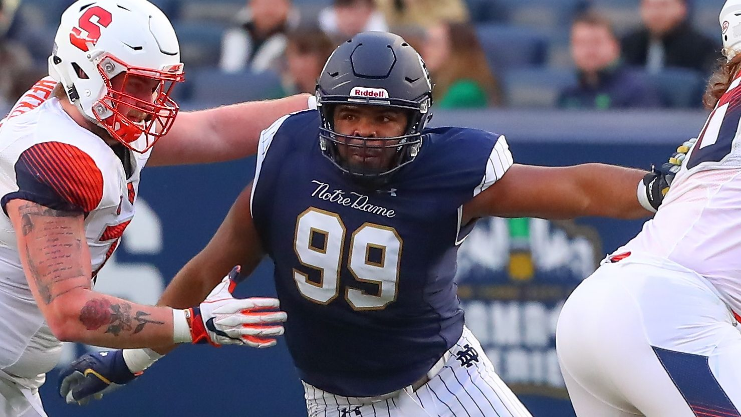 NFL draft profile: Jerry Tillery