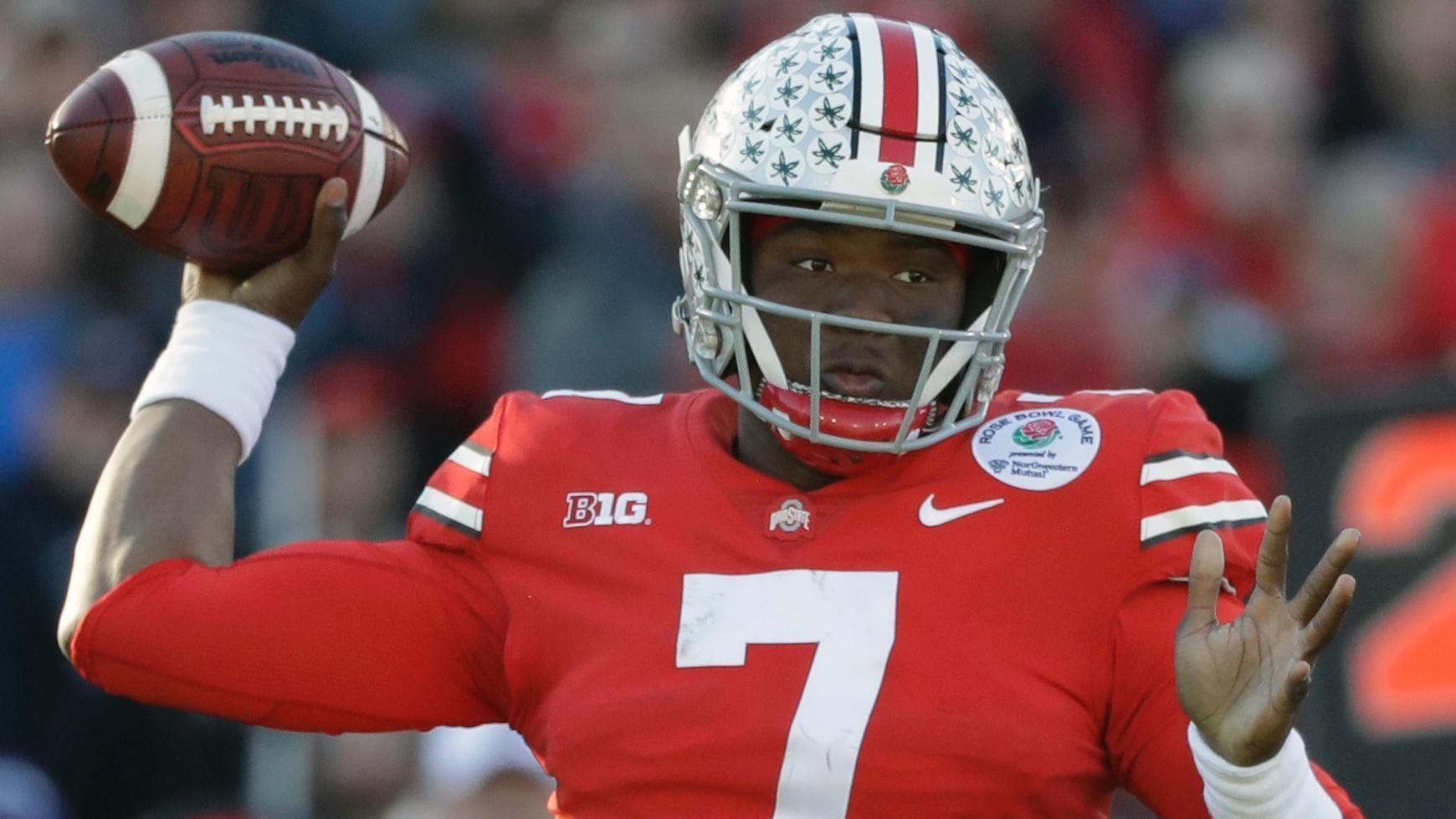 NFL draft profile: Dwayne Haskins