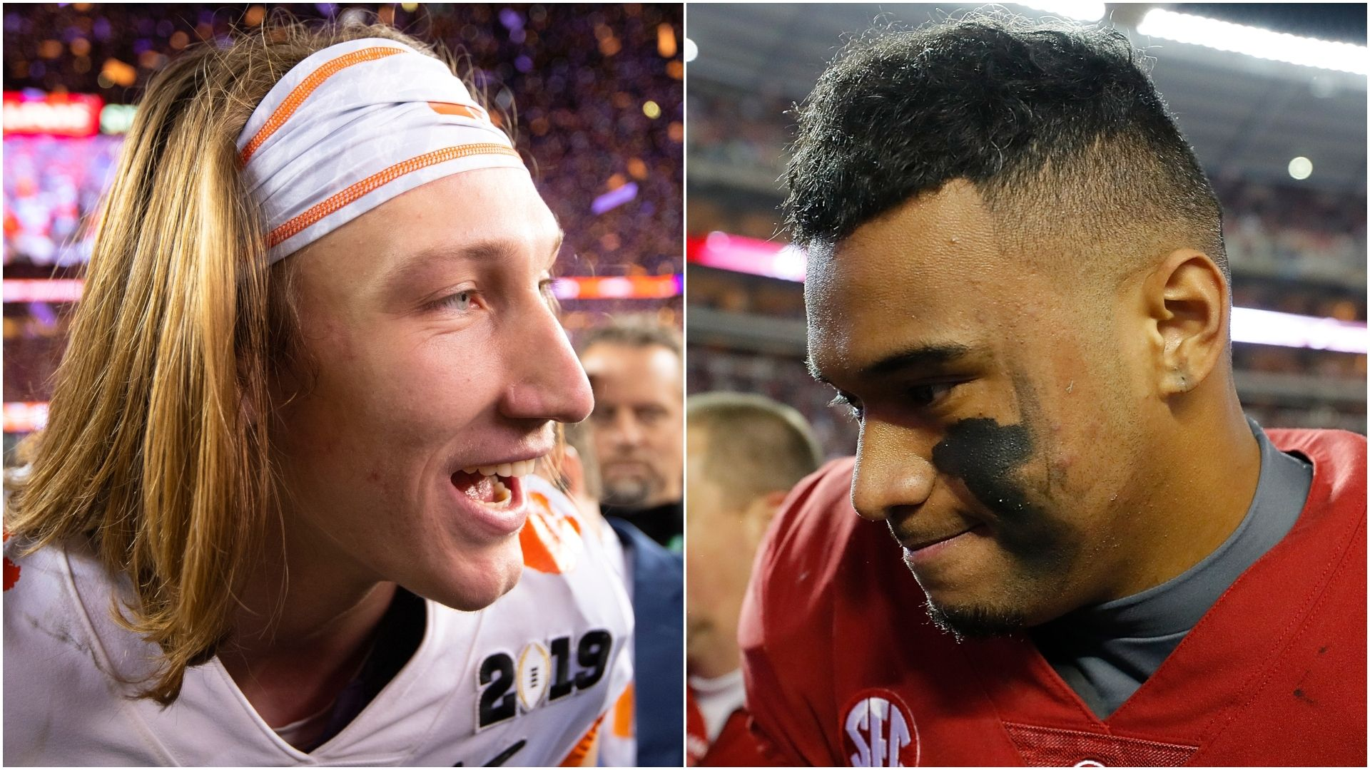 Alabama, Clemson most likely pairing in CFP title game