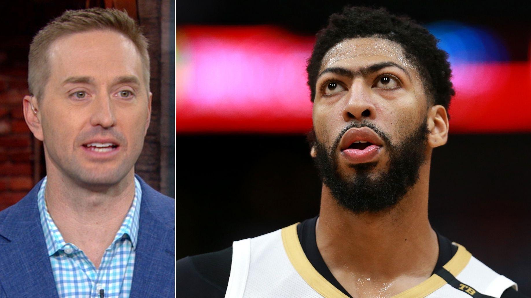 Farnham: 'No chance' Davis sticks with Pelicans