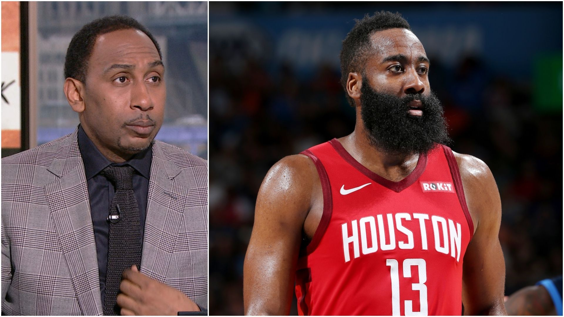 Stephen A: It doesn't matter what Harden does vs. Warriors