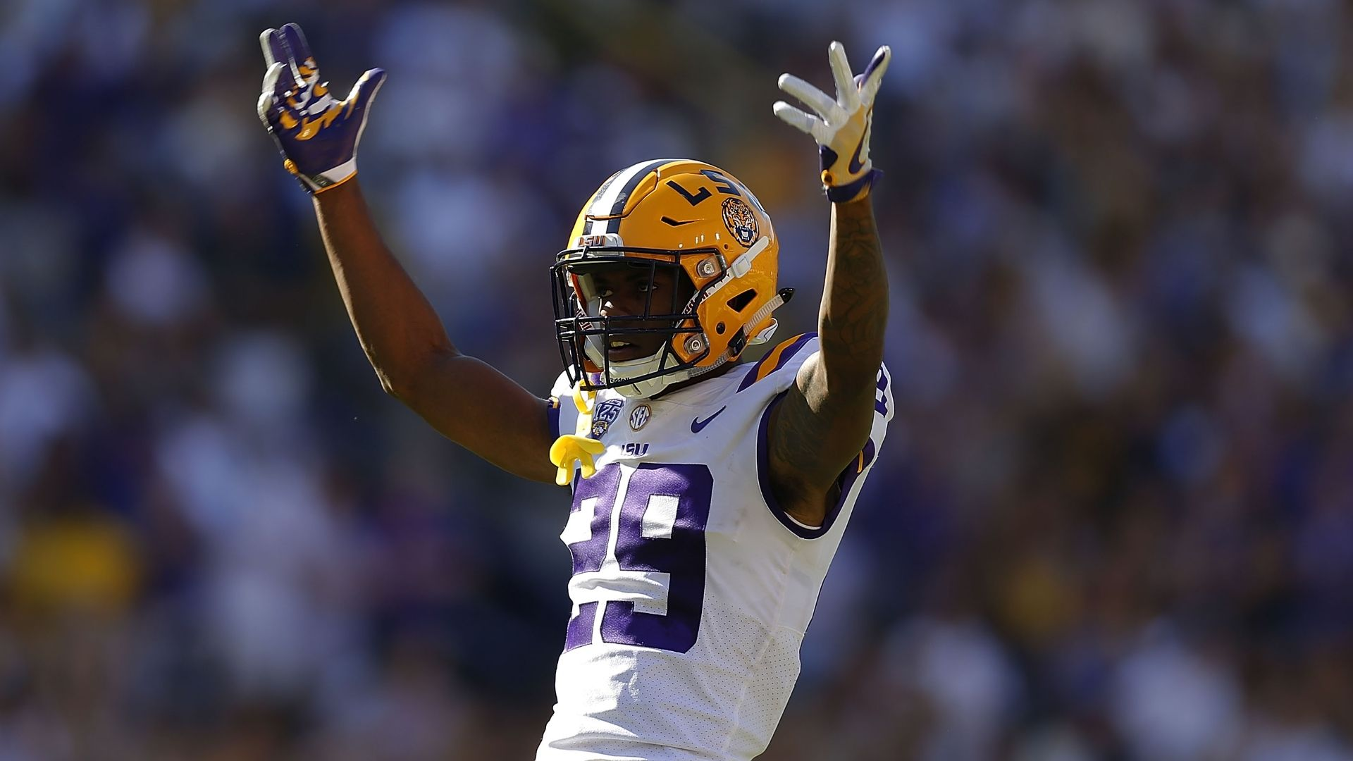 NFL draft profile: Greedy Williams
