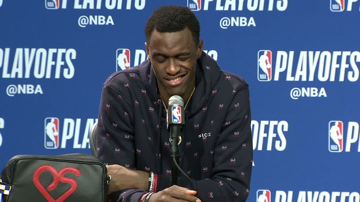 Green didn't know Siakam has only been playing for 7 years