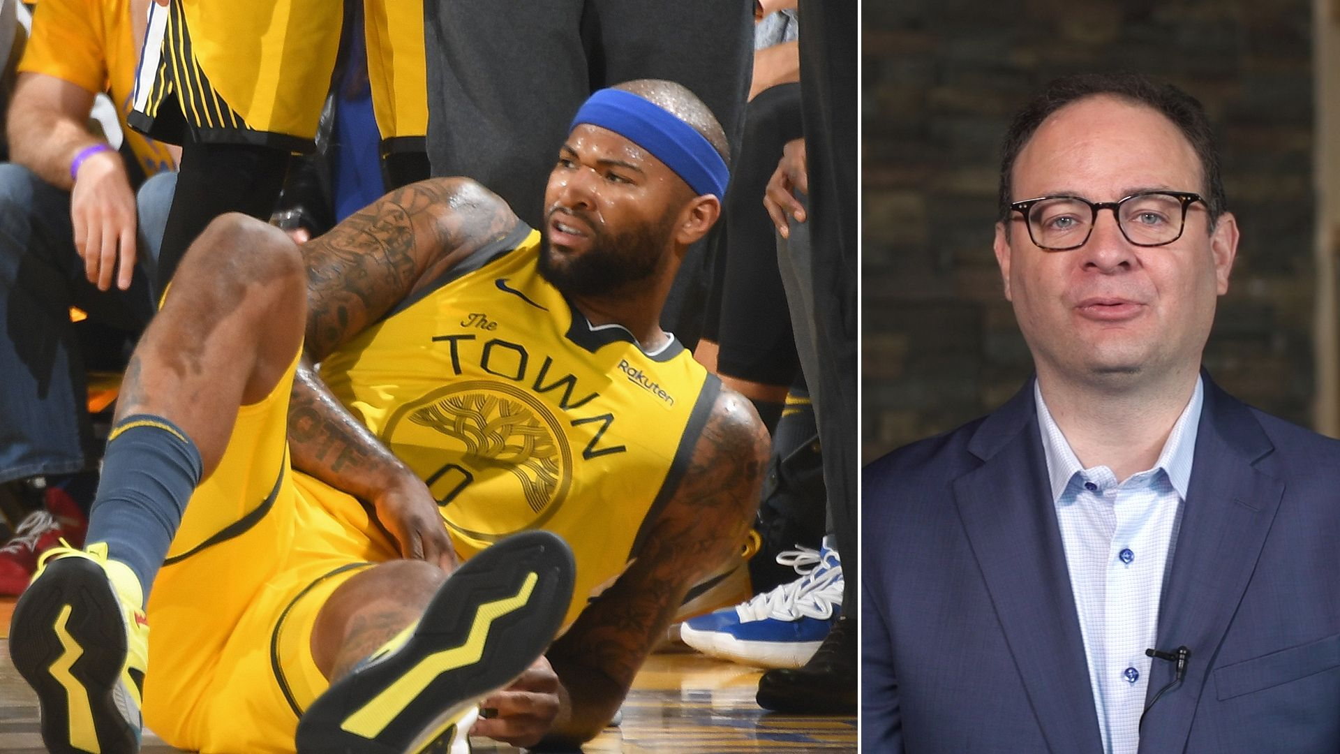 Woj: Cousins' injury will not affect his free agency