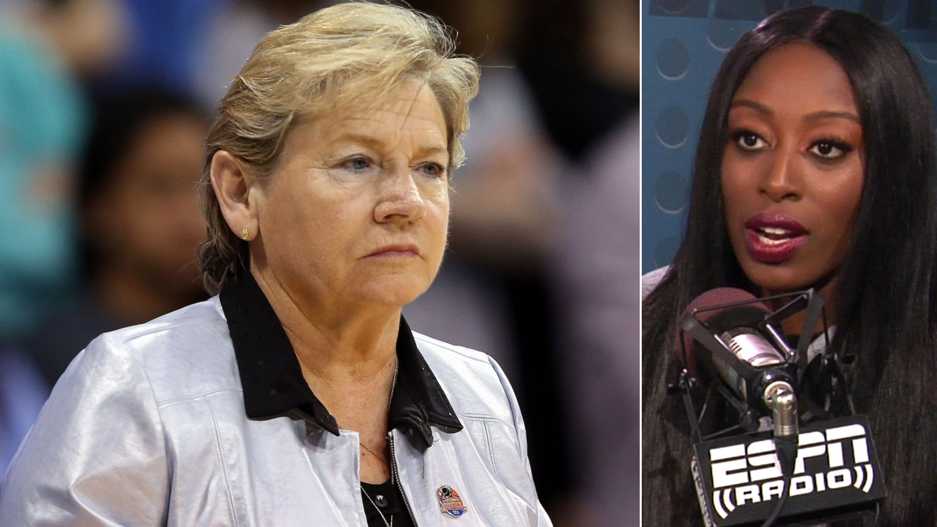 Ogwumike: Coaches like Hatchell 'have to adapt'