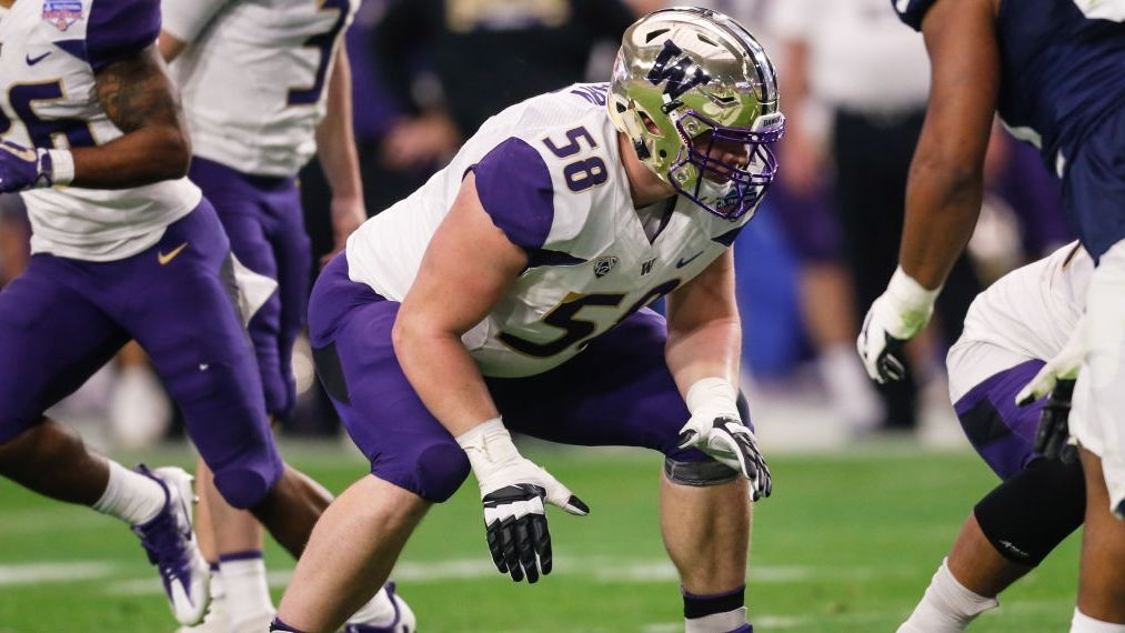 NFL draft profile: Kaleb McGary