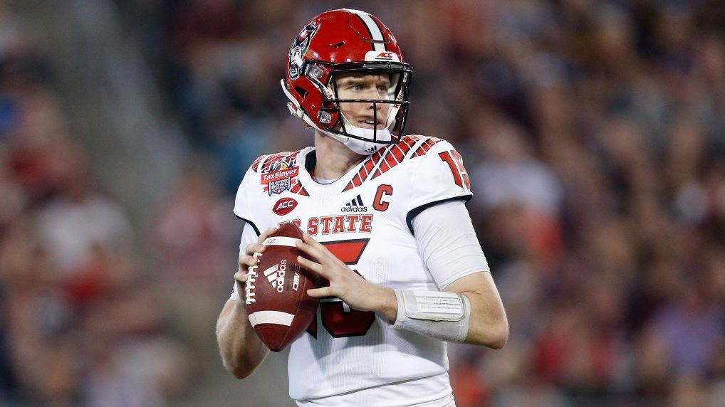NFL draft profile: Ryan Finley