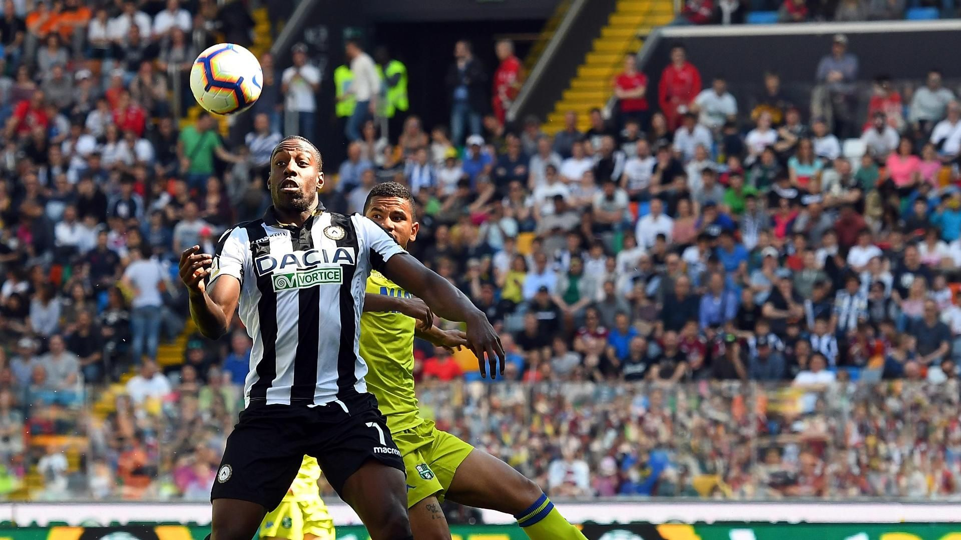 Udinese remain in relegation scrum with draw