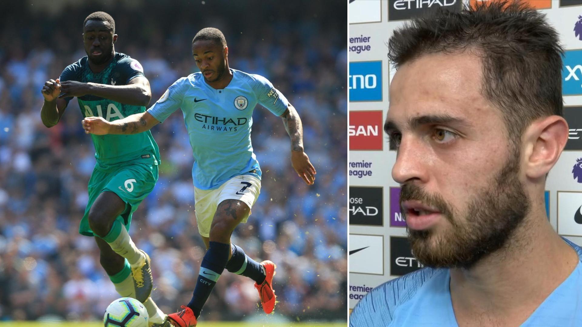 Bernardo Silva: Man City need 4 more wins