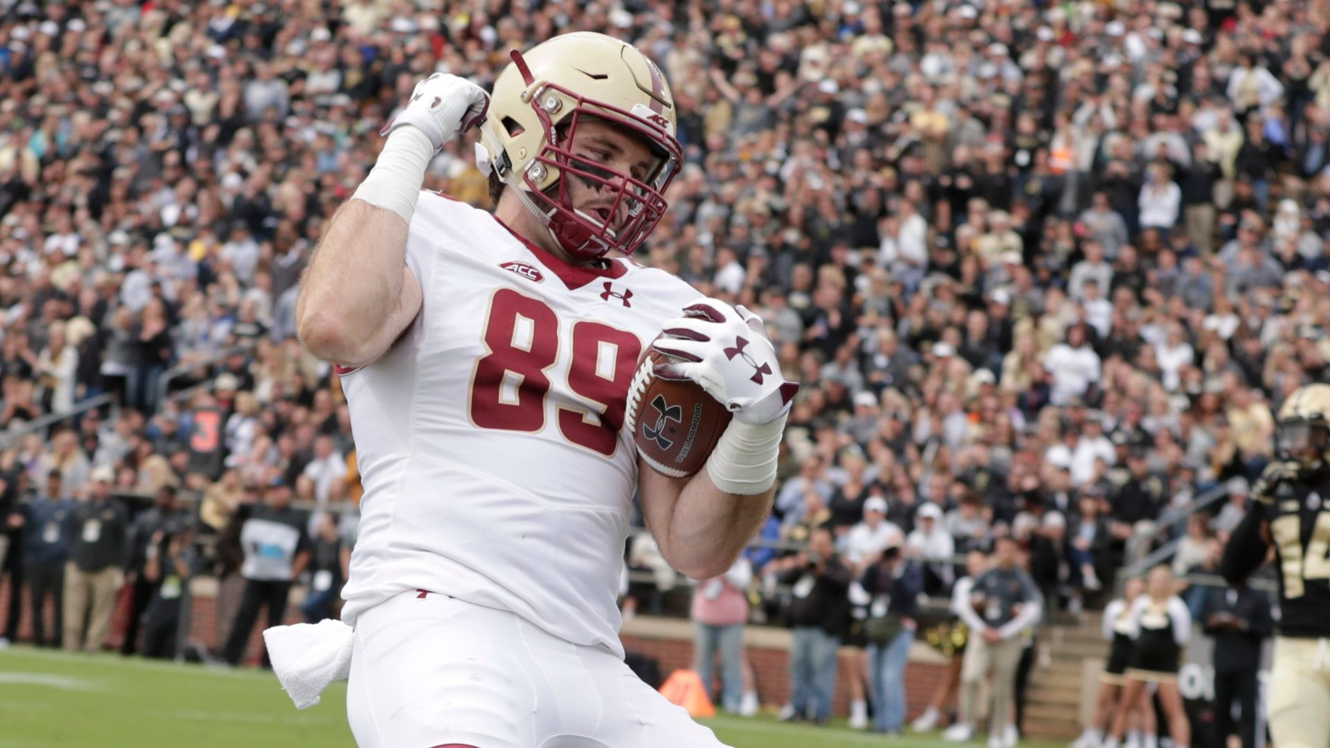NFL draft profile: Tommy Sweeney