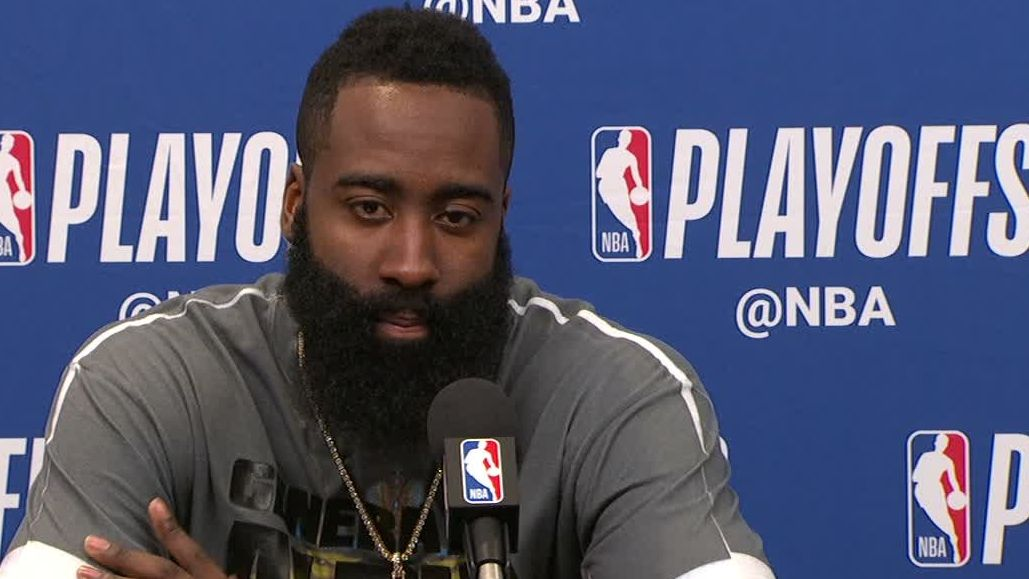Harden says he will keep shooting even if he is off his game