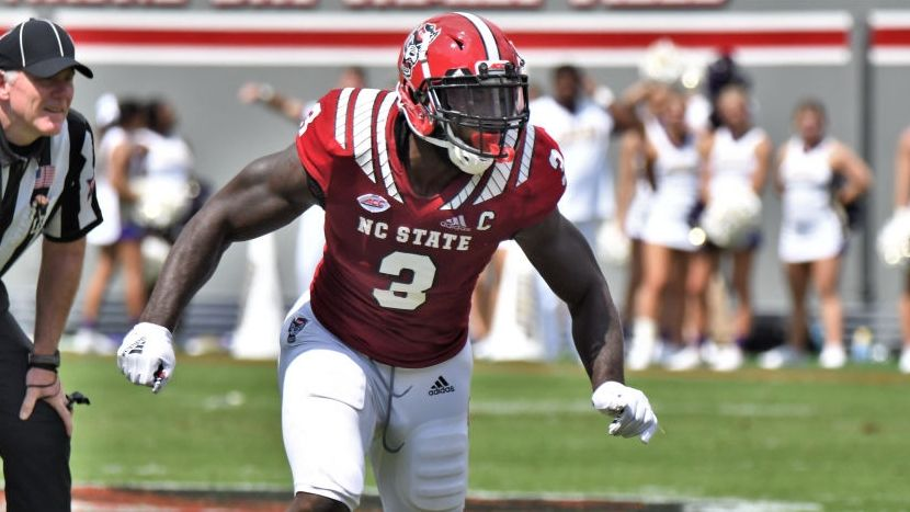 NFL draft profile: Germaine Pratt