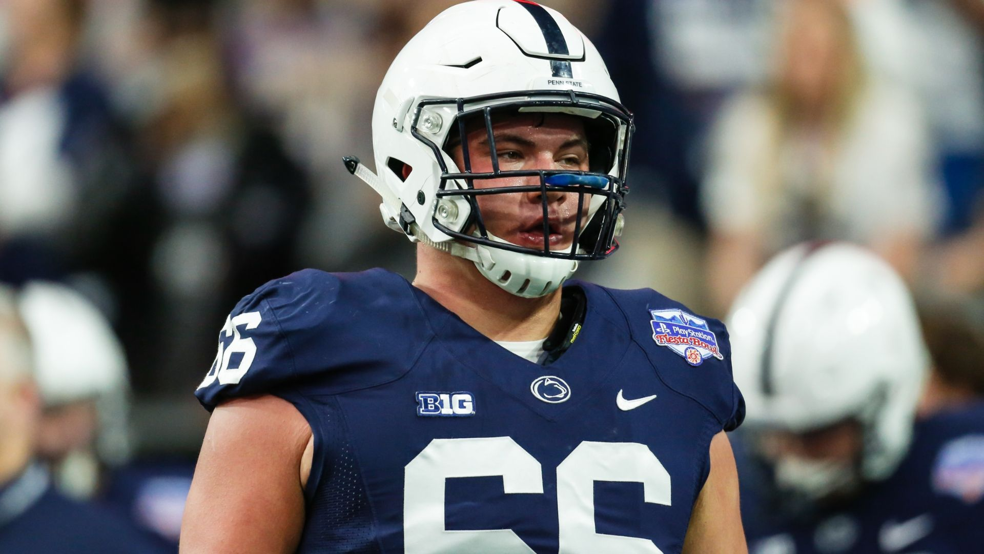 NFL draft profile: Connor McGovern