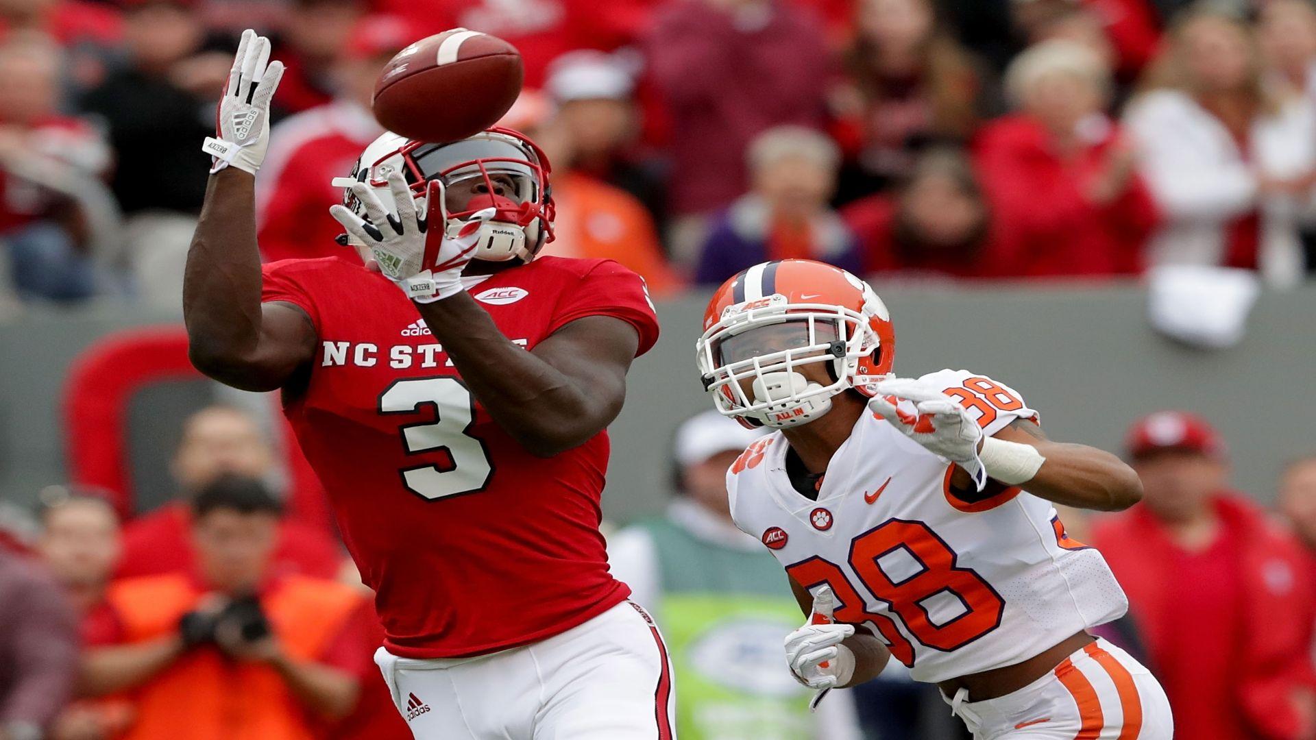 NFL draft profile: Kelvin Harmon
