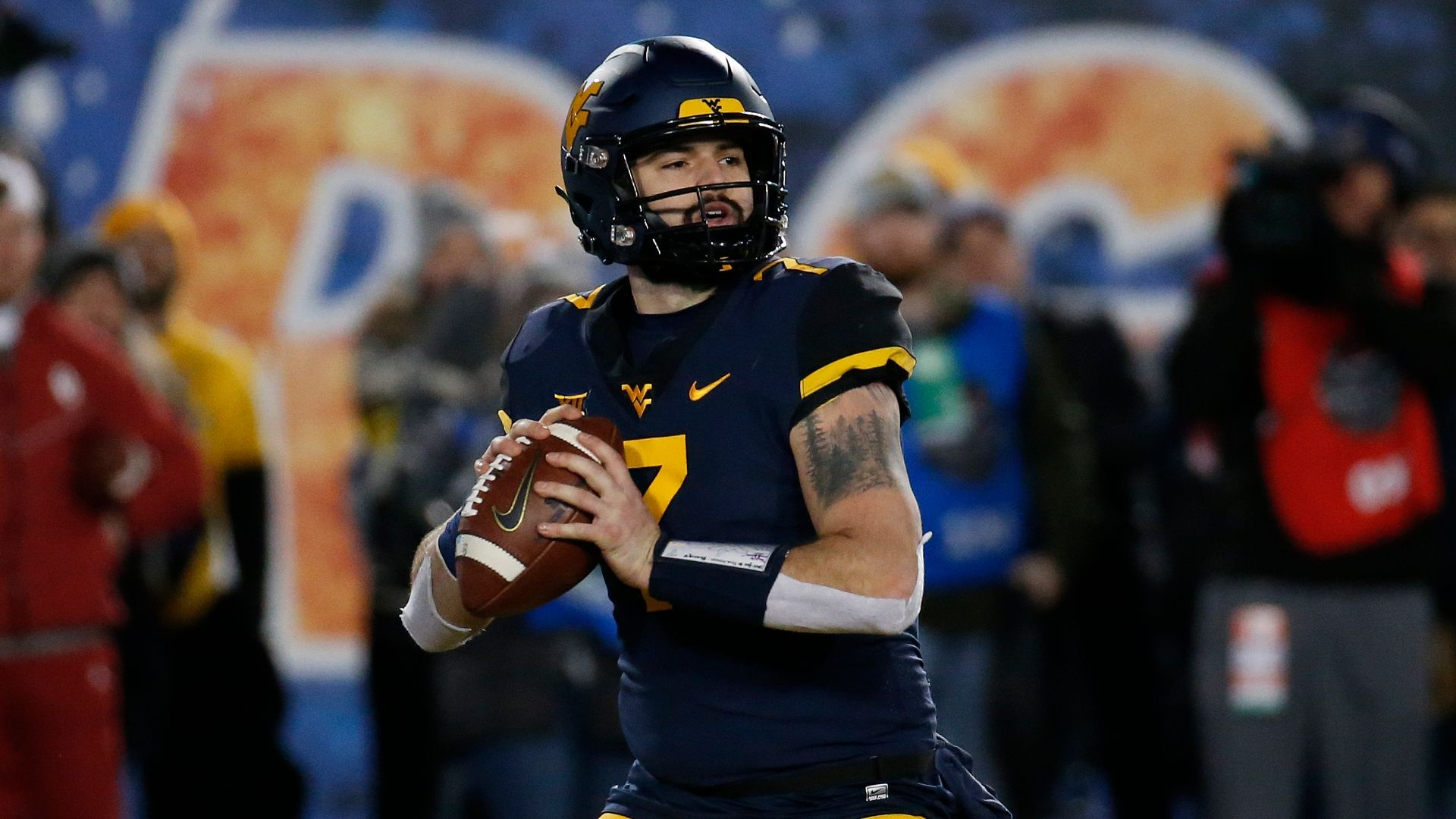 NFL draft profile: Will Grier