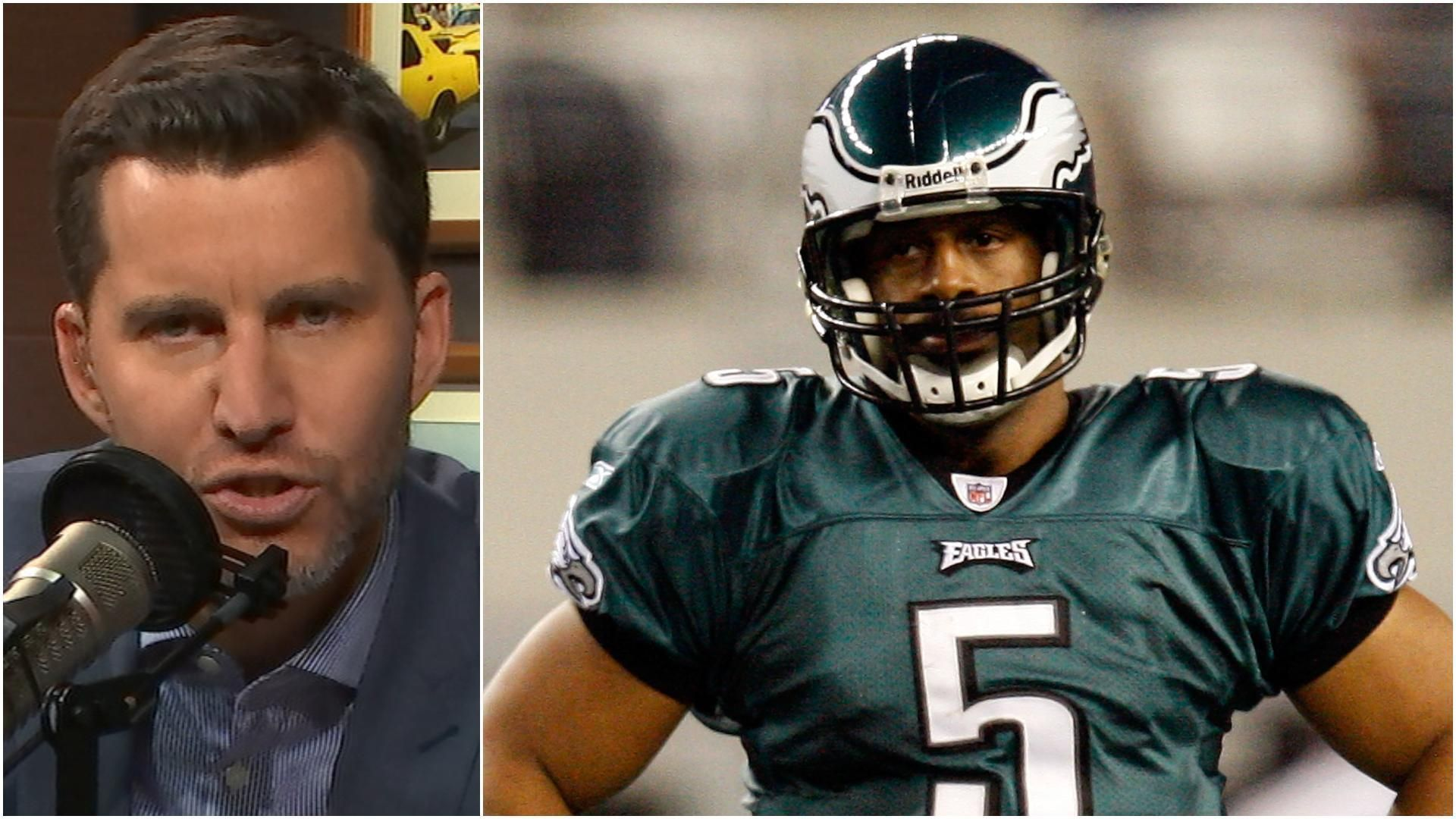 Can McNabb fairly evaluate Wentz from a media perspective?